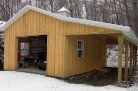 Pole Barn With Apartment Pole Barn Girts Google Search Shop And Garage Pinterest