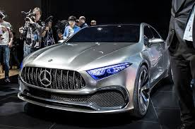 mercedes bmw or audi mercedes concept a saloon brings the fight to bmw audi autocar
