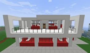 Modern House Minecraft Small Simple Modern House Minecraft Project