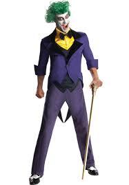 joker costume super villains fancy dress collection
