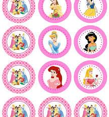 150 disney princess u0027s party free printables images