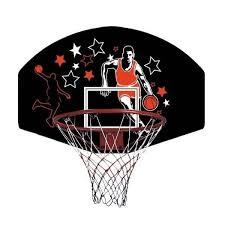 petit panier de basket pour chambre panneau de basket reflex à fixer au mur pour les enfants