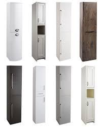 White Tallboy Bedroom Unit Bathroom Tallboy Home Furniture U0026 Diy Ebay
