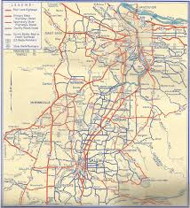 Map Of Portland The Zehnkatzen Times Maps Portland To Salem From The Official