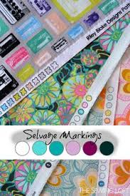 Selve Edge - transferring pattern dart markings to fabric fabrics paper and