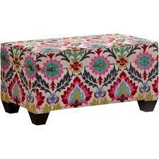 carson upholstered storage bench ottoman only 69 99 from 99 99