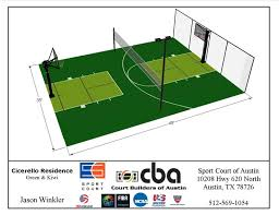 Backyard Sport Courts by 11 Best Sports Court Images On Pinterest Backyard Ideas