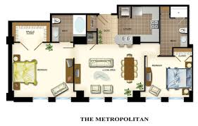 Metropolitan Condo Floor Plan The Carlyle Floor Plans