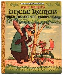 the rabbit book brer fox and the rabbit trap disney wiki fandom powered by wikia