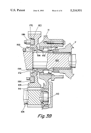 patent us5216931 interlock mechanism for range section slave