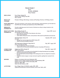 Sample Resume Youth Counselor by Biology Lab Skills Resume Free Resume Example And Writing Download