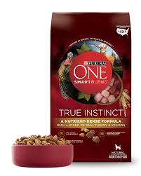 turkey u0026 venison dry dog food true instinct