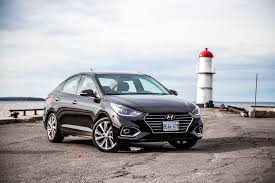 First Drive 2018 Hyundai Accent Canadian Auto Review