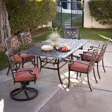 Cast Aluminum Patio Table And Chairs by Cast Aluminum Patio Furniture Home Design By Fuller