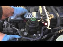 bmw e90 separator replacement bmw removing intake manifold replacing crankshaft sensor e90 e91
