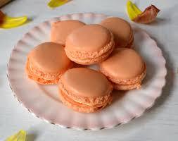 orange blossom saffron vanilla macarons susan eats london