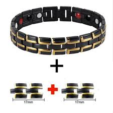 energy bracelet magnetic images Magnetic therapy bracelet benefit from the natural bio energy jpg
