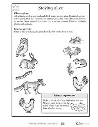 what does it eat worksheets u0026 activities greatschools