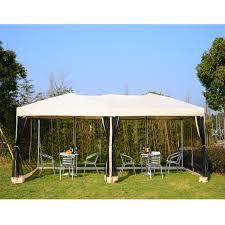 Uk Canopy Tent by Outsunny 6x3 M Gazebo Canopy White Aosom Co Uk