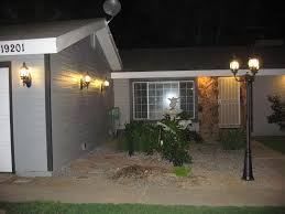 lusin corporation electrical garage and front yard lighting