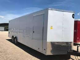 enclosed trailer exterior lights all inventory enclosed trailers cargo trailers concession