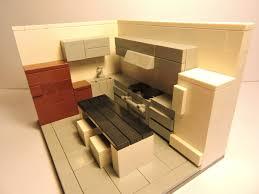 lego kitchen how to make a modern lego kitchen youtube