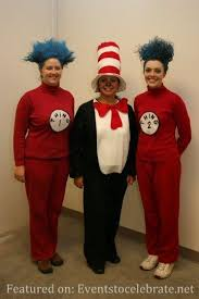 Dr Seuss Characters Halloween Costumes 9 1 Images 1 Costume Ideas