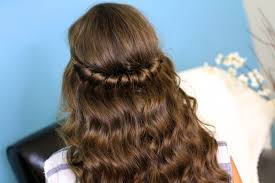 headband styler headband twist half up half hairstyles hairstyles