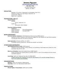 resume for high students templates for powerpoint template resume template excel