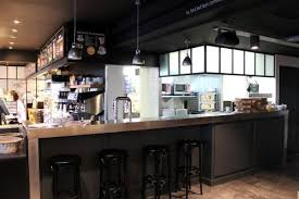 restaurant cuisine ouverte fournil de casse croûte et boulangerie les concepts de