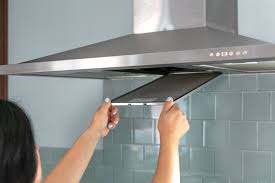 how to clean greasy kitchen exhaust fan how to clean a greasy range filter kitchn