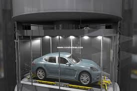 porsche design tower car elevator acheter dans la porsche design tower