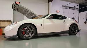 nissan 370z custom body kit a single turbo 370z u0026 water methanol soho motorsports