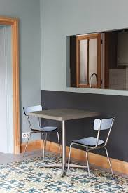 Modern Vintage Interior Design Lyon Beton Concrete Furniture In A Modern And Vintage Interior