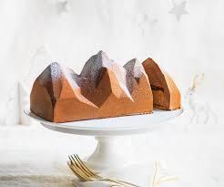 cuisine noel 2014 bûche de noel pour noel 2014 bûche glacée chocolat gianduja par