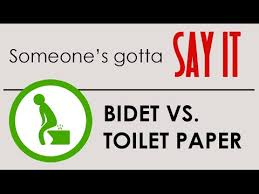 How Do You Spell Bidet Toilet Bidet Better Than Toilet Paper Youtube