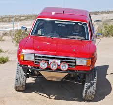 baja bronco 1996 stage 6 trophy long travel front rear suspension kit bronco