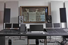 Studio Monitor Desk by Adam Audio A8x Active Studio Monitor Near Midfield