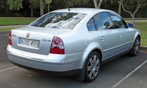 2002 volkswagen passat information and photos zombiedrive