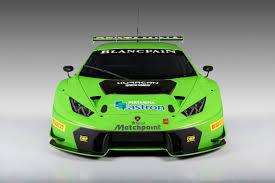 mobil balap lamborghini lamborghini huracan gt3 racecar hasil kerjasama dengan pertamina