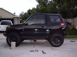 suzuki samurai lifted lift kit on geo tracker suzuki forums suzuki forum site