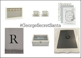 christmas gifts george asda secret santa fresh design blog