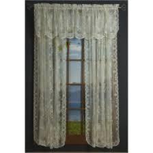 Lace Curtains And Valances Lace Curtains Valances U0026 Door Panels Shopbedding Com