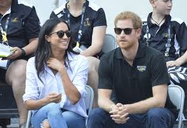 Meghan Markle Prince Harry Meghan Markle Prince Harry Attend Invictus Event Holding Hands
