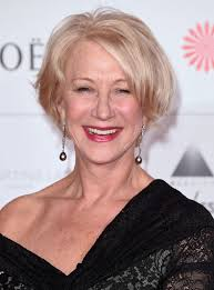 hairstyles for fine hair over 60 s helen mirren at 70 bobs aging gracefully and hair style