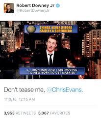 Avengers Kink Meme - rdj and chris evans are great avengers pinterest chris evans