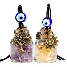 tree of life magic sun powers small car charms or home decor gem