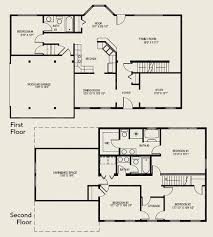 fresh idea 8 2 storey 3 bedroom house plans two story house plans