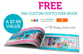 4x6 photo book free 4x6 custom softcover photo book 40 free prints
