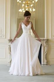 cheap bridal gowns v neck cheap wedding gowns a line floor length wedding